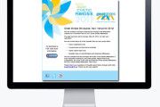 Cystic Fibrosis Foundation email consulting & HTML template coding
